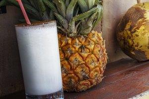 Rum Drinks With Coconut Milk