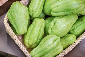 How to Boil Chayote