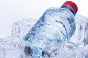 How to Thaw a Frozen Bottle of Water
