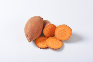 How to Cook Sweet Potatoes in a Convection Oven