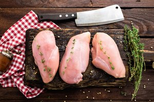 How to Fillet a Chicken Breast
