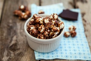 How to Make Chocolate-Covered Popcorn