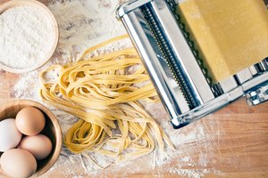 How to Store Fresh Pasta Dough