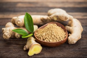 How to Take Make Ginger Tea With Powdered Ginger