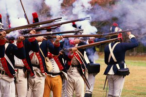 Ways That Geography Affected the American Revolution