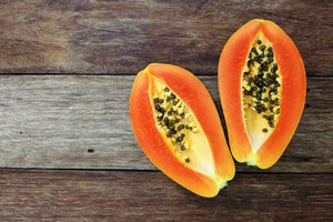 How Does Papaya Whiten The Skin?