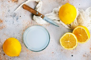 Lemon Juice as a Preservative to Improve Shelf Life