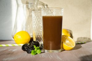 About Drinking Prune Juice to Cleanse the Colon