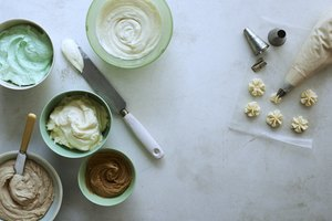 Substitutes for Shortening in Frosting
