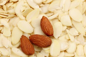 How to Sliver Almonds