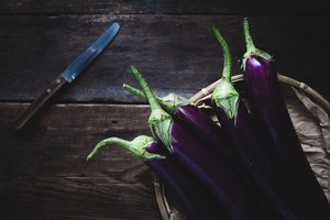 How to Boil Eggplant