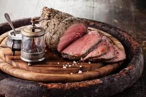 How to Reheat Rare Roast Beef