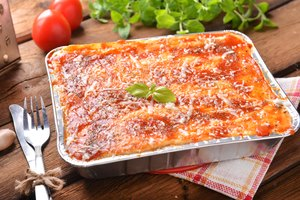 How to Freeze in Disposable Aluminum Pans