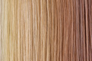 How to Dye Light Brown Hair to Blonde With No Orange in It