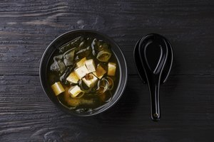 How to use tofu in soup