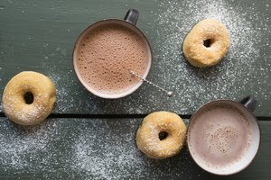 How to Warm Doughnuts