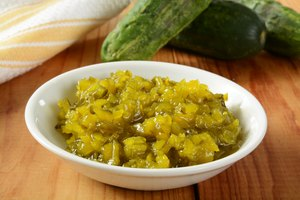 How to Make Sweet Pickle Relish: Canning Recipe