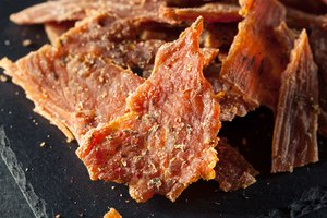 Homemade Turkey Jerky