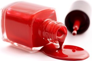 How to Remove Nail Polish From Skin