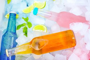 What Is the Alcohol Percentage in Wine Coolers?
