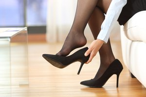 How to Fix a Squeaky Shoe Heel