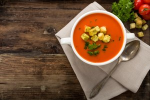 How to Lower the Sodium Content of Canned Soup