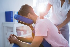 Step-by-Step Chair Massage