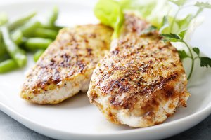 How to Pan-Fry Marinated Chicken