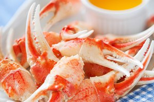 How to Pressure Cook Crab Legs