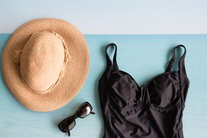 How to Keep a Bathing Suit From Riding Up