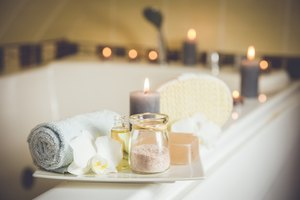 Soak Away Stress in a DIY Sea Salt Bath