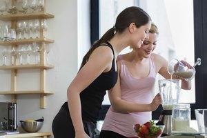 ¿Qué pasa si bebes batidos de proteínas sin hacer ejercicio?