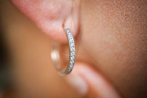 How to Close Your Earring Holes
