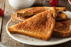 How to Make Sugar Toast