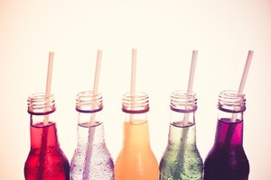 Acidic Levels in Different Sodas