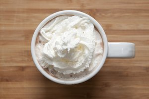 How to Make Your Own Lo-Fat Whipped Cream
