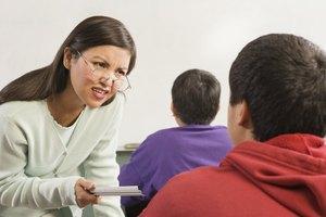 Differences in Authoritative, Authoritarian & Permissive Teachers