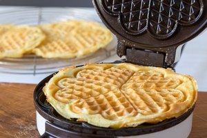 How to Use a Belgian Waffle Iron