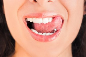 How to Change Tongue Rings