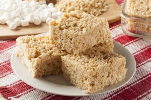 Detailed History of the Rice Krispies Treat