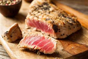 How Long Can You Marinate Tuna Steaks?