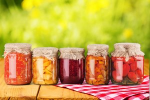 How to Seal a Jar Without a Canner