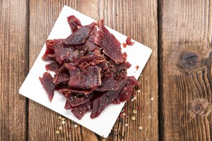 How to Make Deer Jerky in a Food Dehydrator