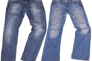 Definition of Boot-Cut Jeans