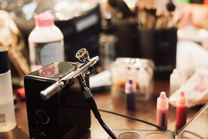 How to Make Your Own Airbrush Makeup