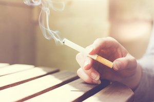 How Does Cigarette Smoke Turn Nails Yellow?