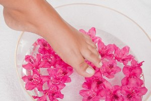 How to Soak Feet for Health
