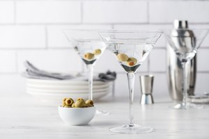 The Best Martini Olives