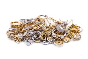 How to Spot Real Silver & Gold in a Thrift Store