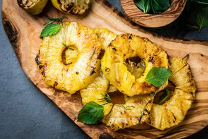 What Foods Go Well With Pineapple?